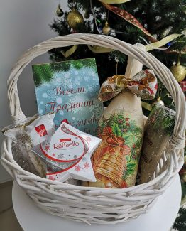 Коледни кошници